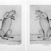 Louise Bourgeois Cats
